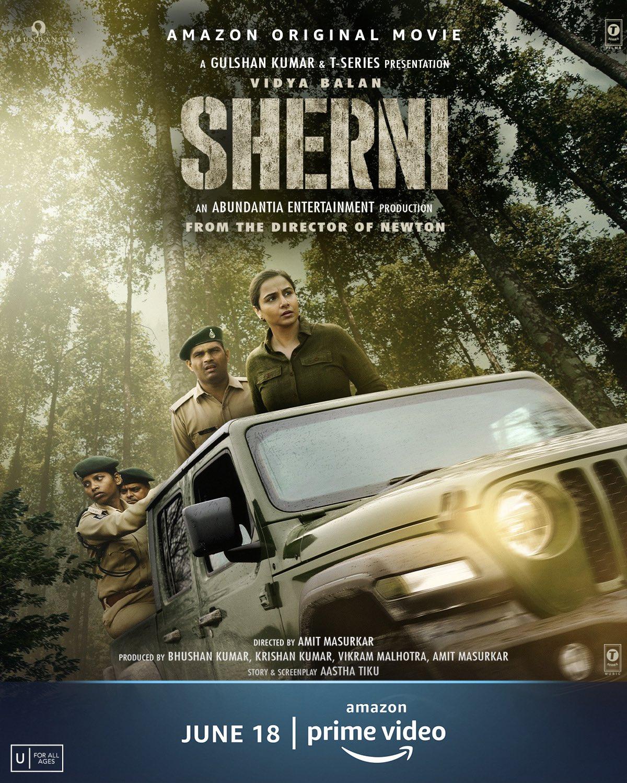 Sherni (Hindi)