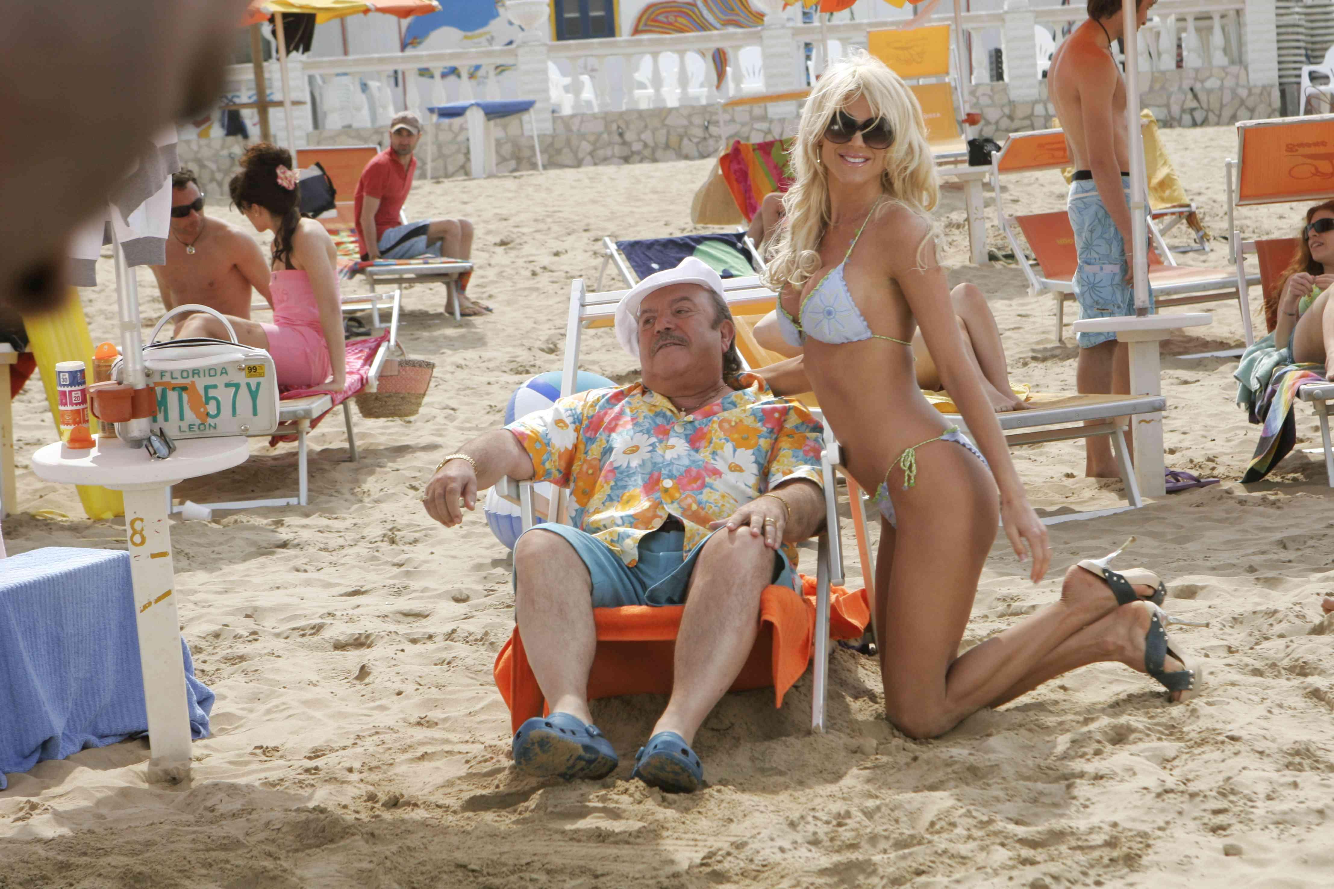 Lino Banfi in Un'estate al mare (2008)