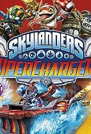 Skylanders: SuperChargers Poster