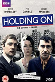 Holding On Poster