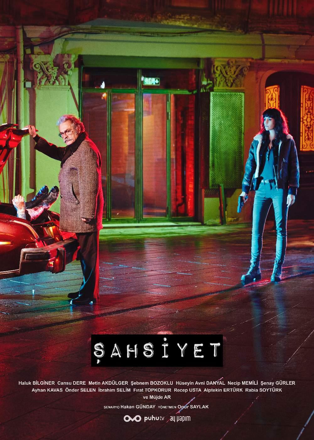 Sahsiyet (TV Mini-Series 2018) - IMDb