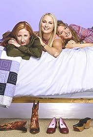 Katherine LaNasa, A.J. Langer, and Vicki Lewis in Three Sisters (2001)