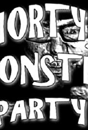 Morty's Monster Party Part 1 Poster