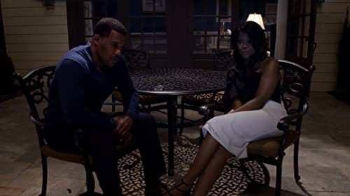 TYLER PERRY'S THE HAVES AND THE HAVE NOTS: Veronica Tells David The Truth About Jeffrey