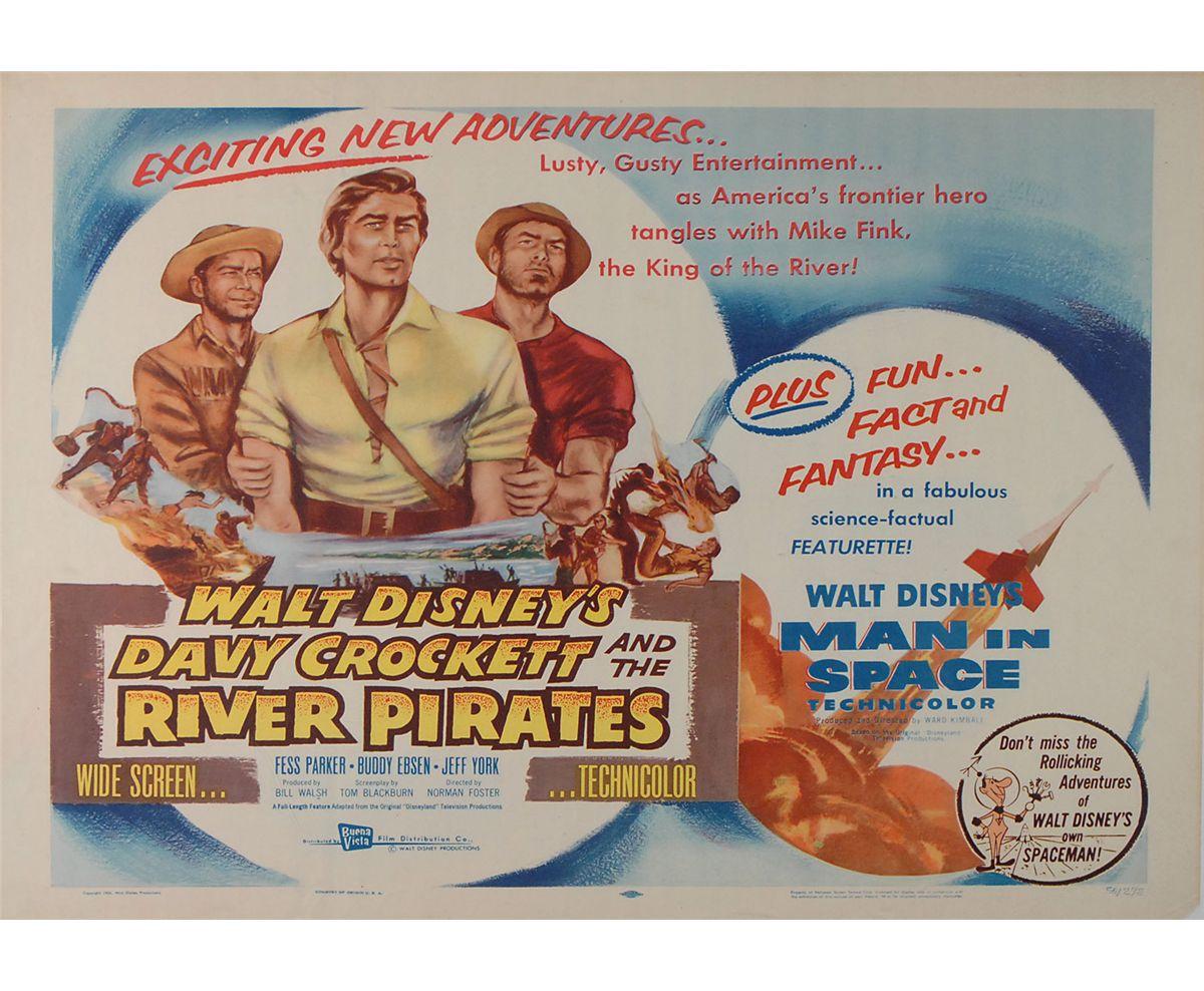 Davy Crockett and the River Pirates (1956) - Photo Gallery - IMDb