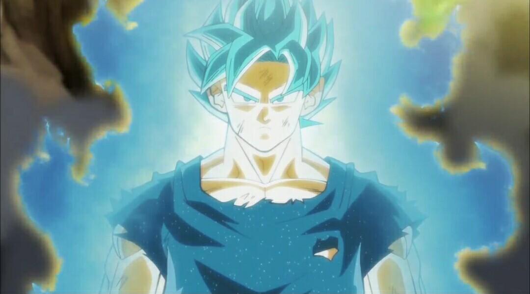 Dragon Ball Super Goku Vs Kefla Super Saiyan Blue Defeated Tv Episode 2017 Photo Gallery Imdb