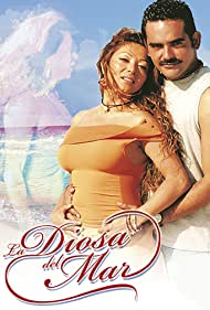 Karla Barahona and Abraham Ramos in La diosa del mar (2005)