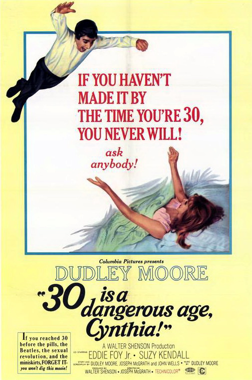 30 Is a Dangerous Age, Cynthia (1968)