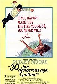 30 Is a Dangerous Age, Cynthia Poster
