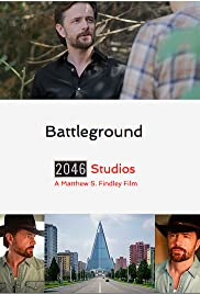 Battleground 2046 Poster