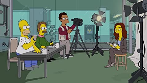 The Simpsons Bart S Not Dead Tv Episode 2018 Imdb