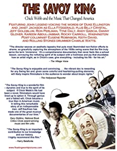 Watch direct movies The Savoy King: Chick Webb \u0026 the Music That Changed America [mkv]