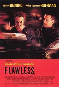Robert De Niro and Philip Seymour Hoffman in Flawless (1999)
