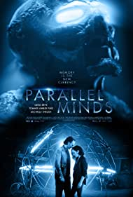 Greg Bryk, Neil Napier, Michelle Thrush, Tommie-Amber Pirie, and Madison Walsh in Parallel Minds (2020)