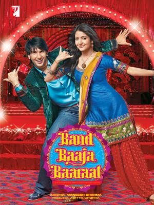 Band Baaja Baaraat 2010 Hindi Movie 450MB BluRay ESubs Download