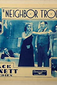 Lynn Browning, Richard Cramer, Dorothy Granger, and Arthur Stone in Neighbor Trouble (1932)