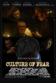 Culture of Fear Poster