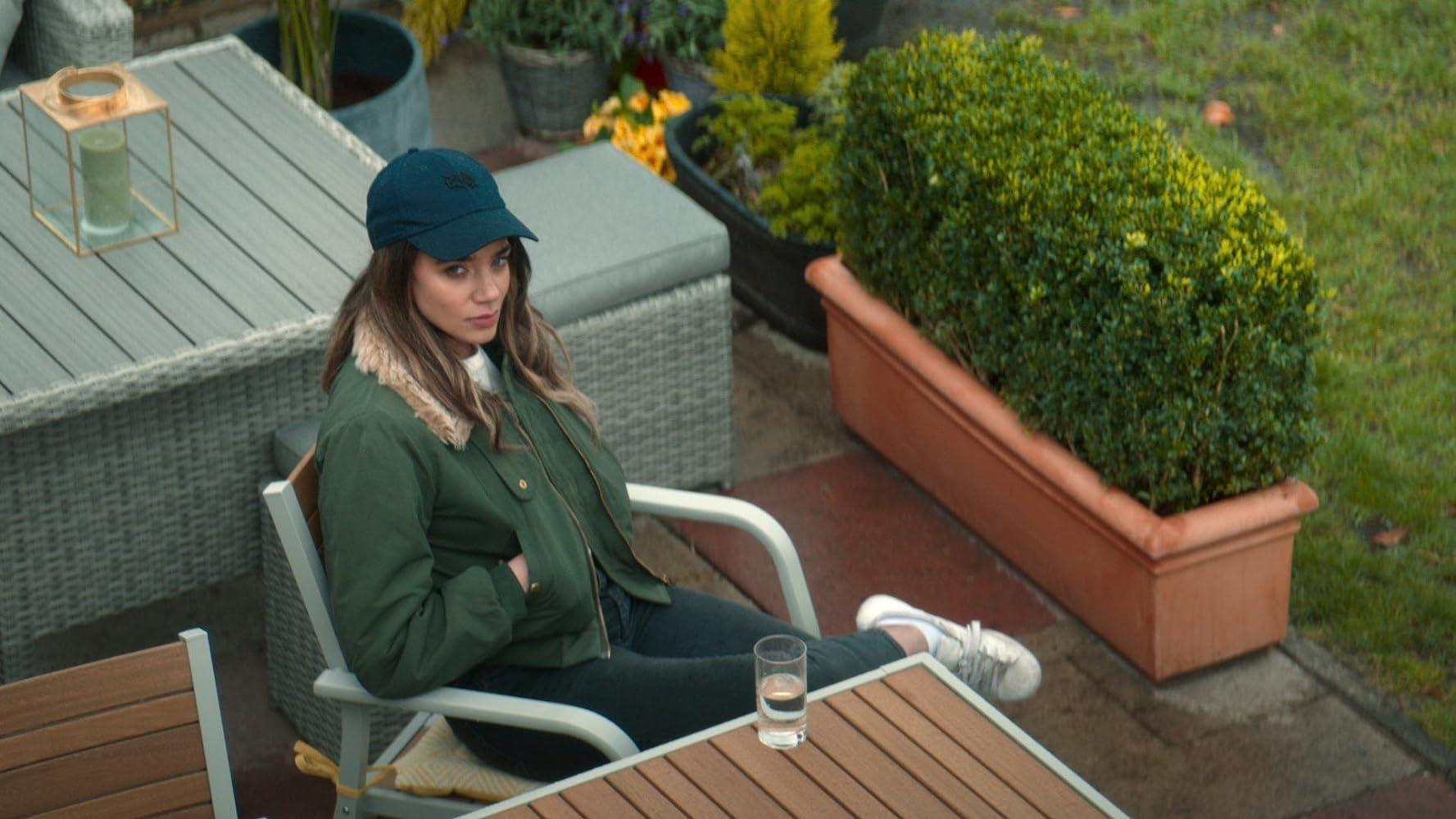 Hannah John-Kamen in Episode #1.1 (2020)