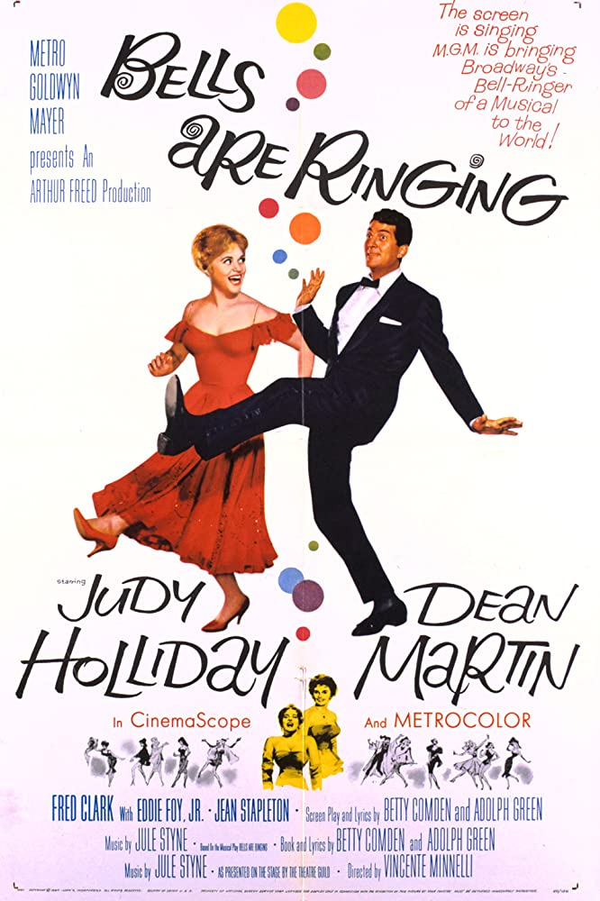 Bells Are Ringing (1960)