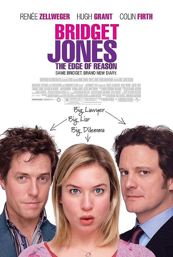 Bridget Jones: The Edge of Reason (2004) Hindi Dubbed