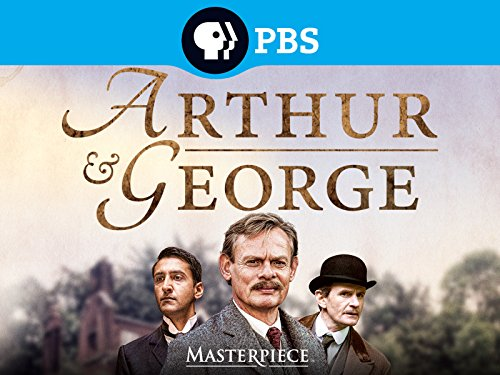 Martin Clunes, Charles Edwards, and Arsher Ali in Arthur & George (2015)