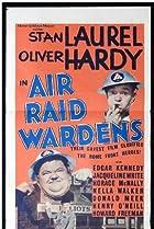 Air Raid Wardens (1943) Poster