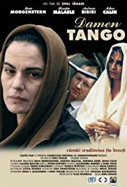 Damen tango Poster