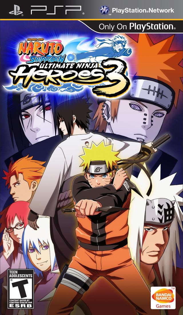 Naruto ninja storm 3 ps3 download