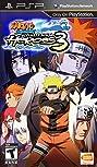 Naruto Shippûden: Ultimate Ninja Heroes 3 (2009) Poster