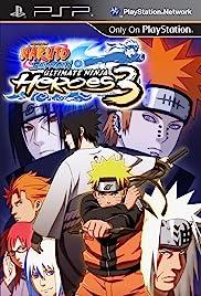 Naruto Shippûden: Ultimate Ninja Heroes 3 Poster