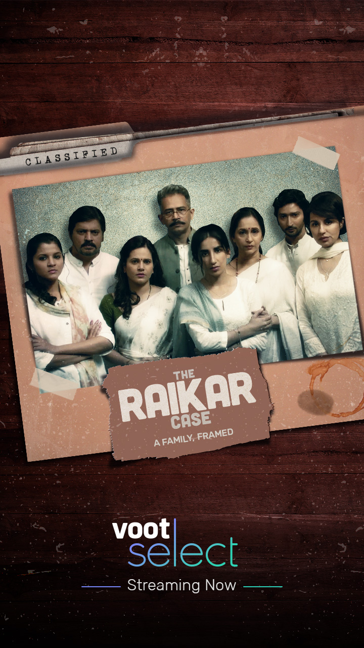 The Raikar Case (TV Series 2020– ) - IMDb