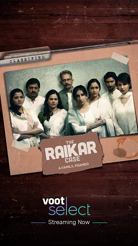 The Raikar Case Complete Season 1