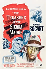The Treasure of the Sierra Madre - Altın Hazineleri