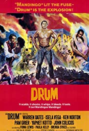 Drum (1976) Poster - Movie Forum, Cast, Reviews