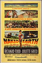 The Naked Earth Poster