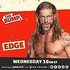 Adam Copeland in WWE's the Bump (2019)