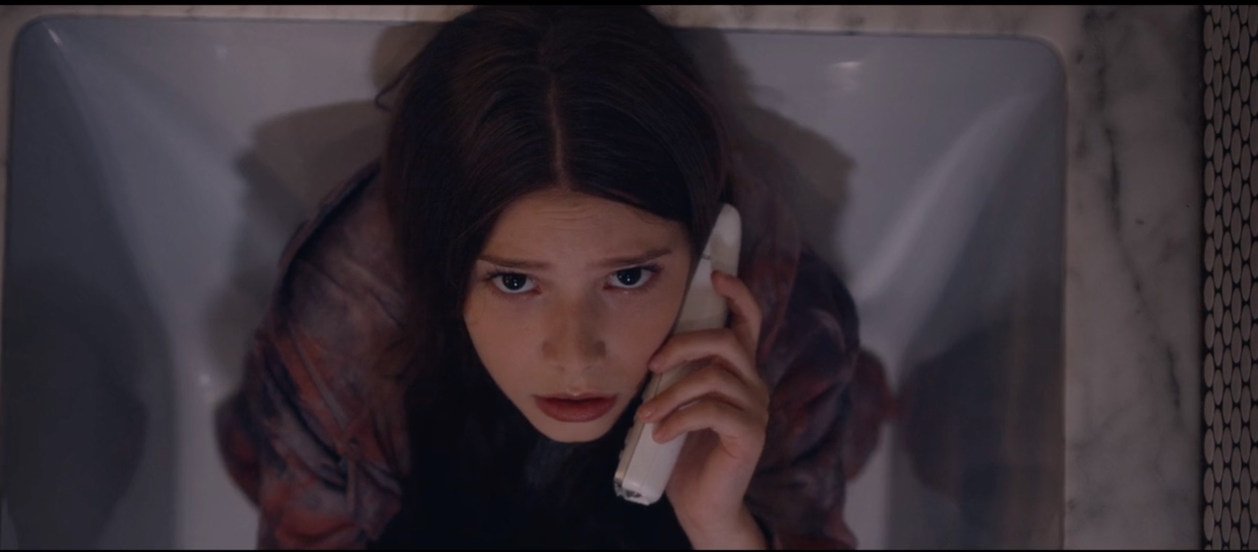 Mackenzie Moss in Let Us In (2021)