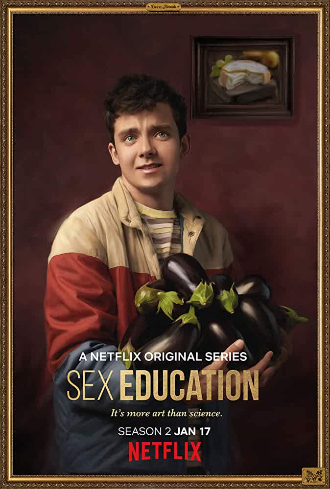 Sex Education Complete Season 2