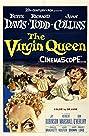 The Virgin Queen (1955) Poster