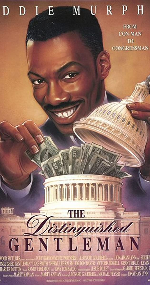 The Distinguished Gentleman (1992) - IMDb 16bc22ea0eb6f