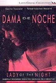 Dama de noche Poster