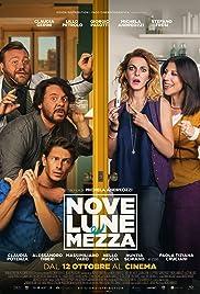 Nove lune e mezza Poster