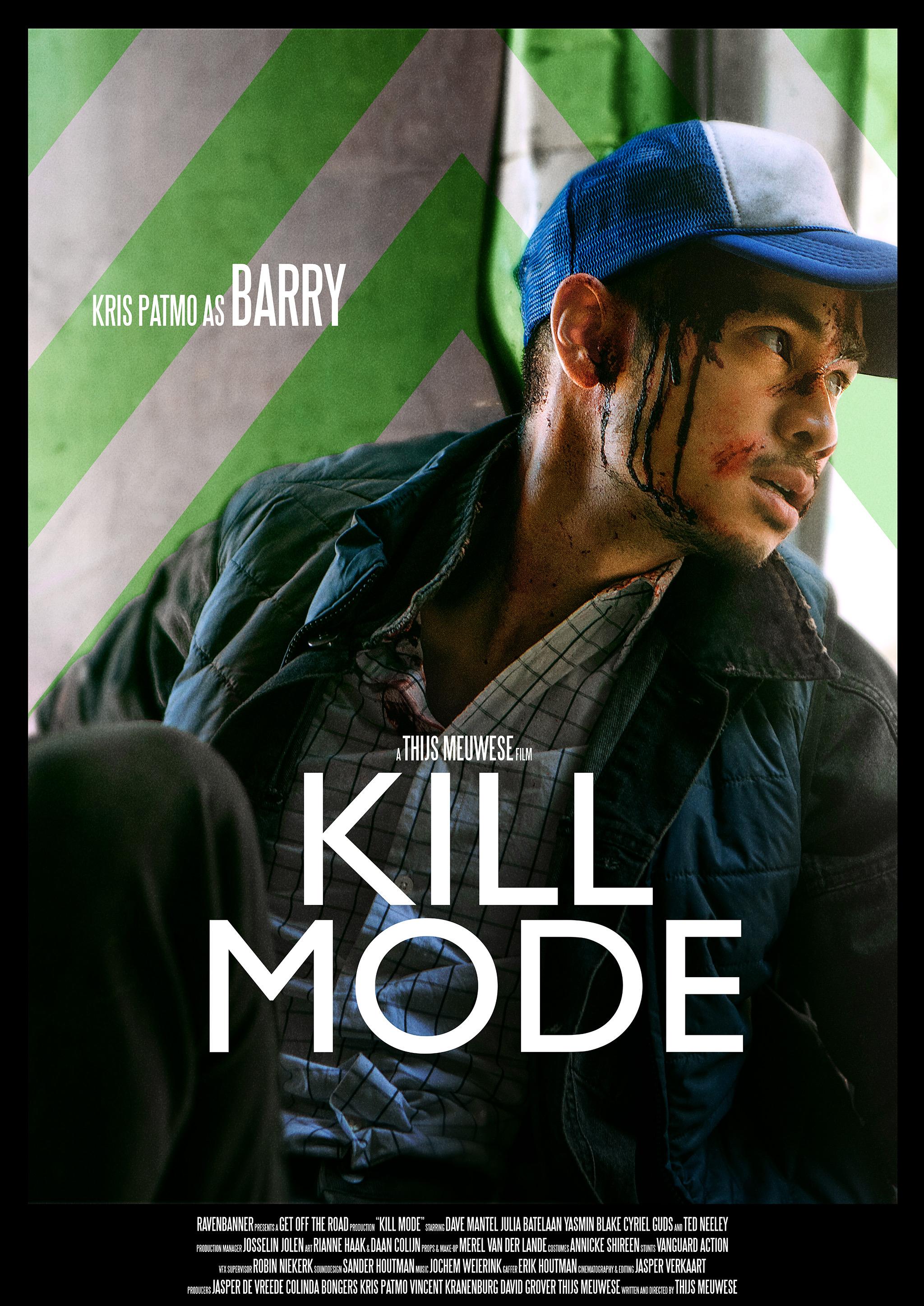 Kris Patmo in Kill Mode (2020)