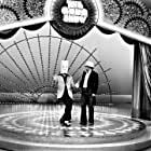 Chuck Barris and Murray Langston in The Gong Show (1976)