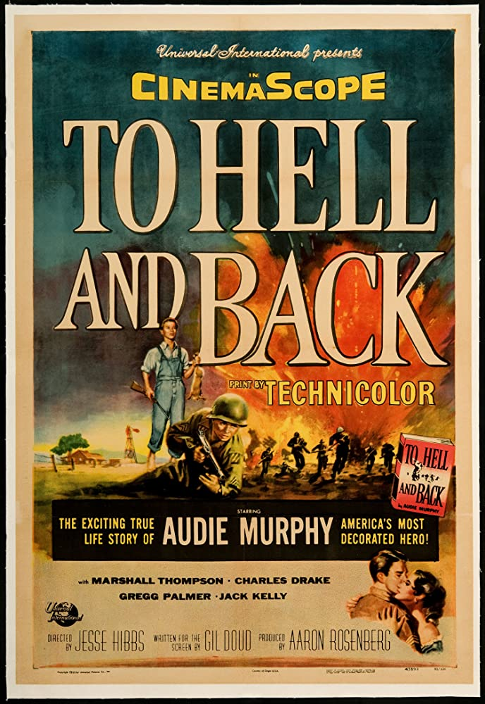 To Hell and Back Image One