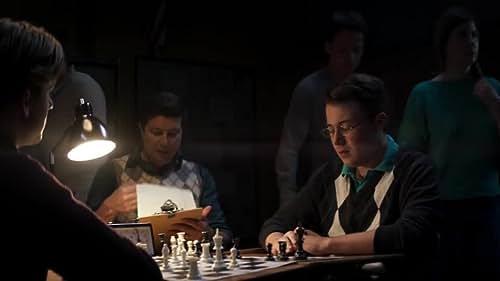 Dismissed - Chess Club