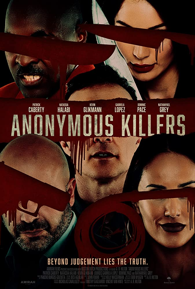Anonymous Killers 2020 English 480p HDRip 300MB