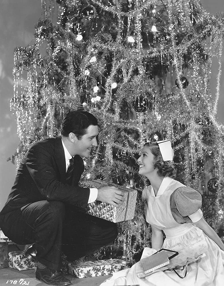 John Boles and Loretta Young in The White Parade (1934)