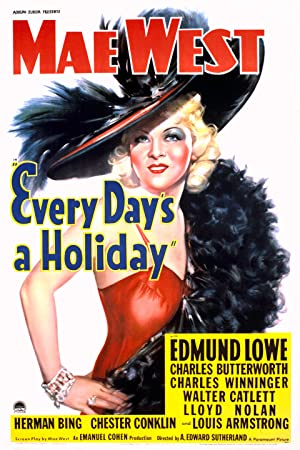 Where to stream Every Day's a Holiday