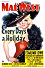 Every Day's a Holiday (1937) Poster